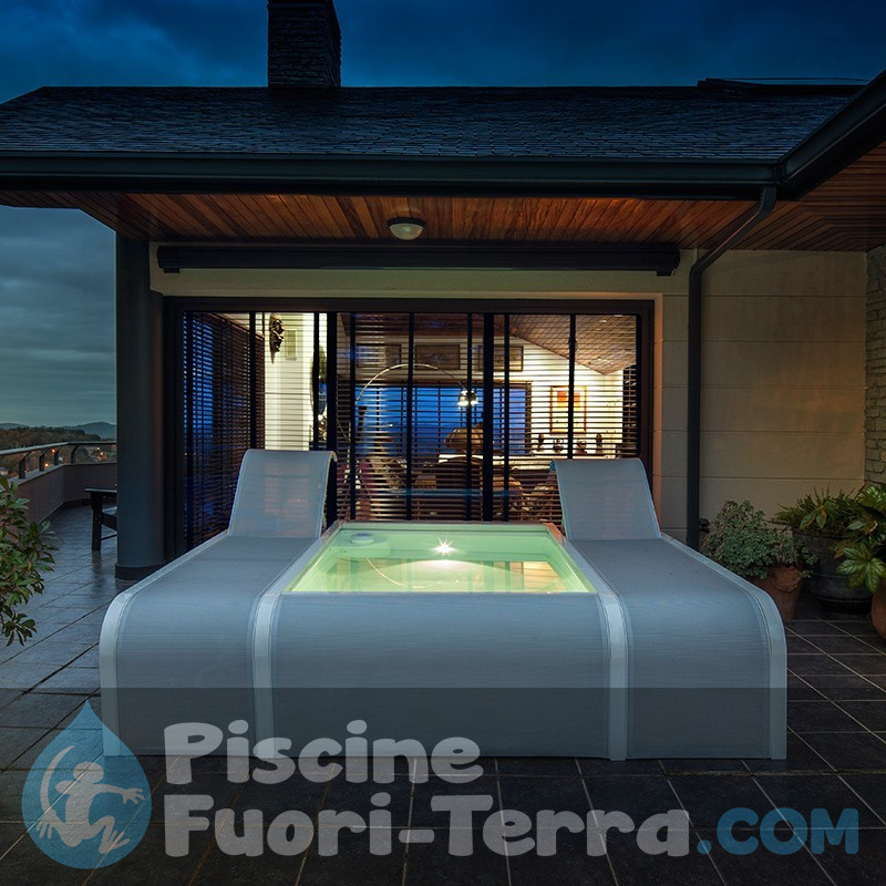 Piscina StarPool In Finta Grafite 500x300x120 P500GF