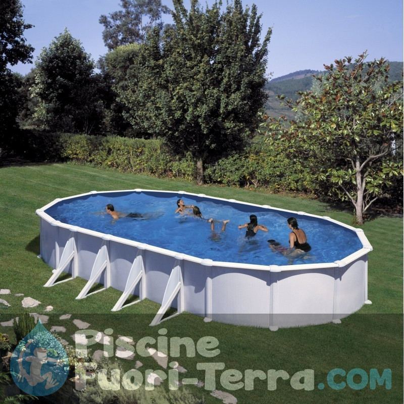 Piscina Interrata StarPool 800x400x120 PEOV8027