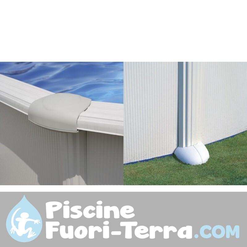 Piscina in Composito Gre 410x124 KPCO41