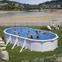 Scaletta Piscine Interrate Standard 4 Gradini Gre 40272