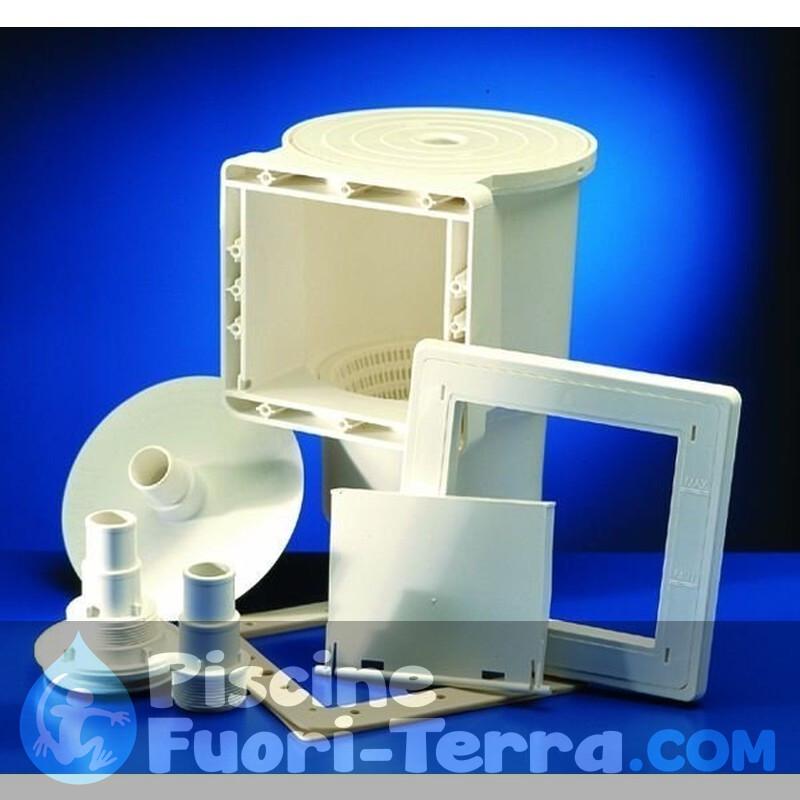 Scaletta con Piattaforma 142 cm 2x4 gradini Gre AR11680
