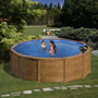 Piscina in Composito Gre 804x386x124 KPCOV80