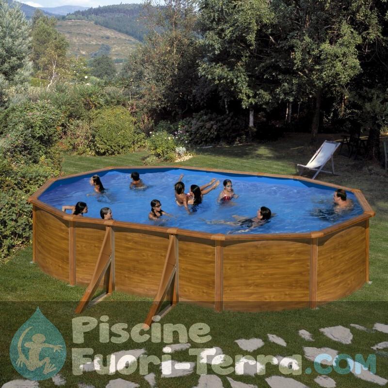 Filtro a Sabbia 4 m3/h Gre FS300
