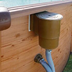Filtro a Cartuccia Skimmer 3.8 m3/h Gre AR125