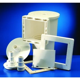 Scaletta Piscine Interrate Muro 3 Gradini Gre 40273