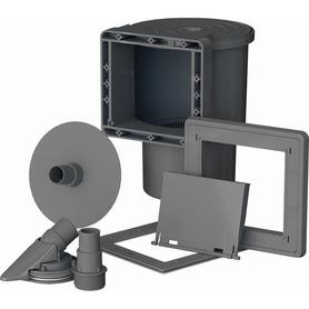 Filtro a Sabbia 4 m3/h Senza Prefiltro Deposito 250 mm Gre FS250NP