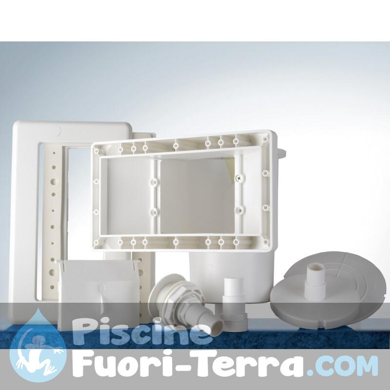 Aspetto Legno Rotonda Divisa 20 l PVC Scuro Gre AR1020P