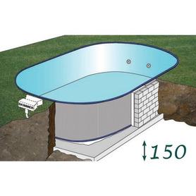 Aspetto Legno Curva 20 l PVC Scuro Gre AR10250
