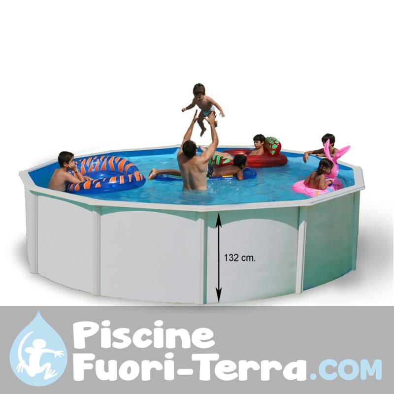 Liner Mosaico Vetroso per piscine ovali di Gre