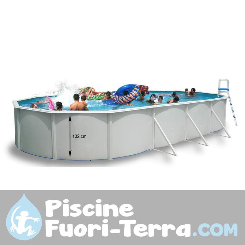 Piscina Gre Island 390x120 KITNP352A