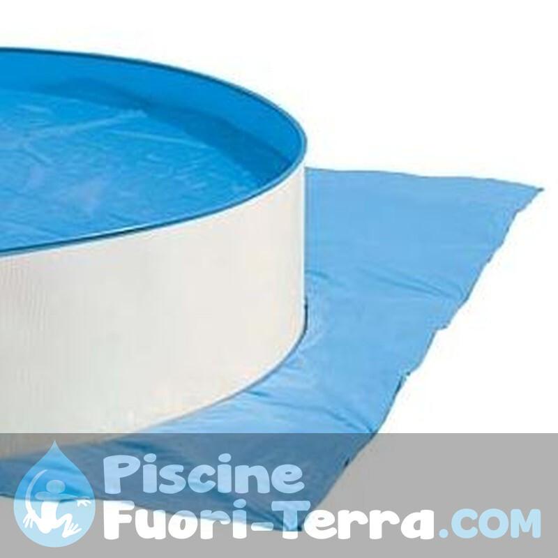 Piscina Gre Fidji 500x350x120 KIT510ECO