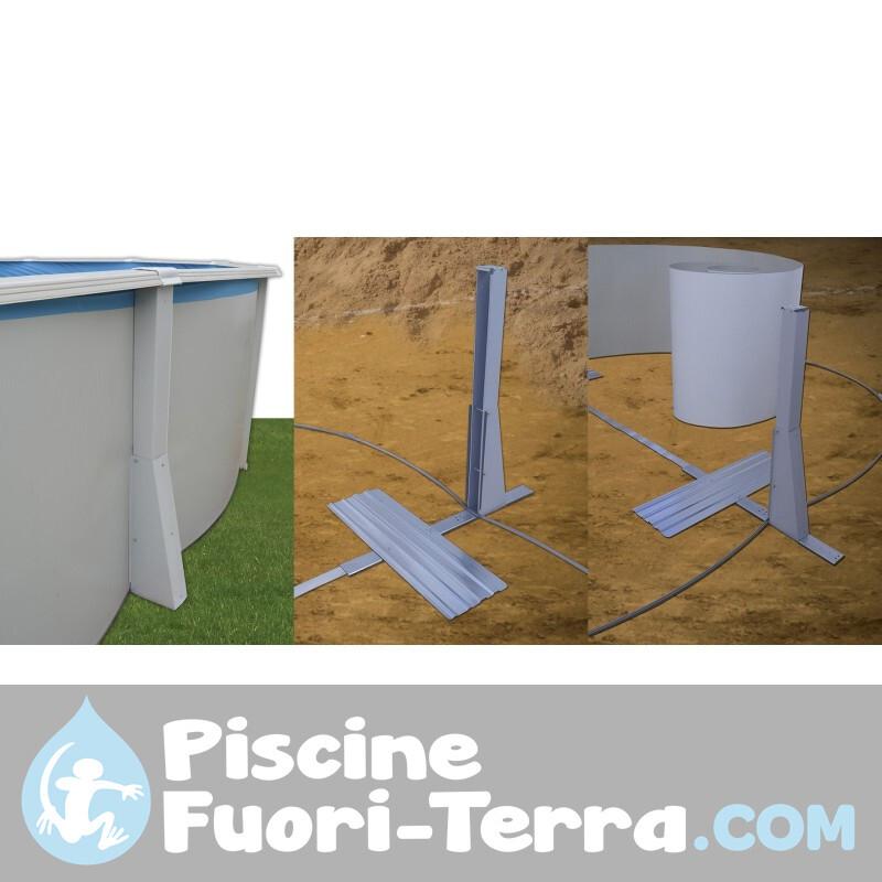 Piscina StarPool in Finta Pietra 610x375x132 PROV618P