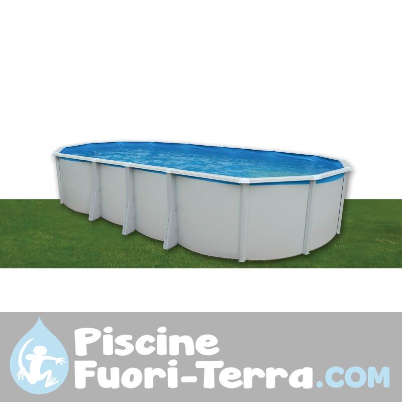 Piscina StarPool Bianca 500x350x132 PROV518