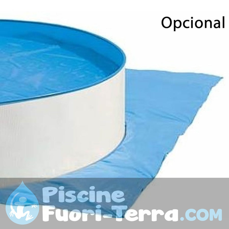 Piscina Gre Java 730x375x120 KIT730NRT
