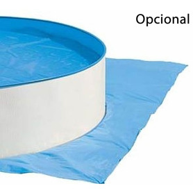 Piscina StarPool in Finto Vimini 350x120 P350RT