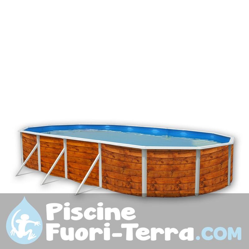 Piscina Gre Vimini 550x132 KITPR558NRT