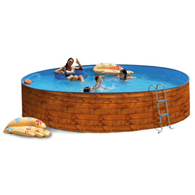 Piscina StarPool in Finto Vimini 460x132 PR458RT