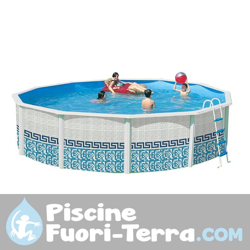 Piscina StarPool in Finto graticcio 610x375x132 PROV618C