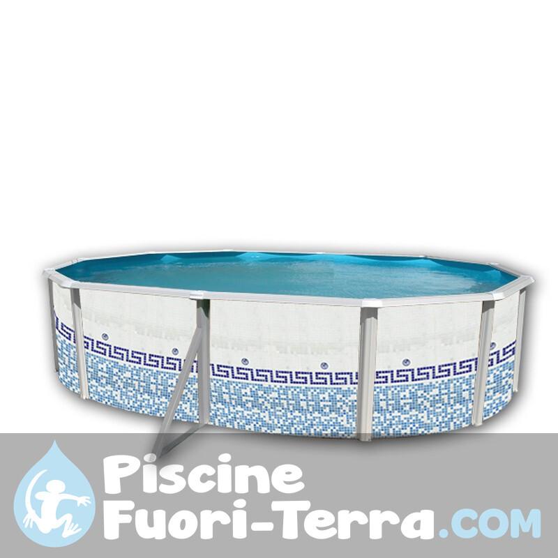 Piscina StarPool in Finto graticcio 730x375x132 PROV738C
