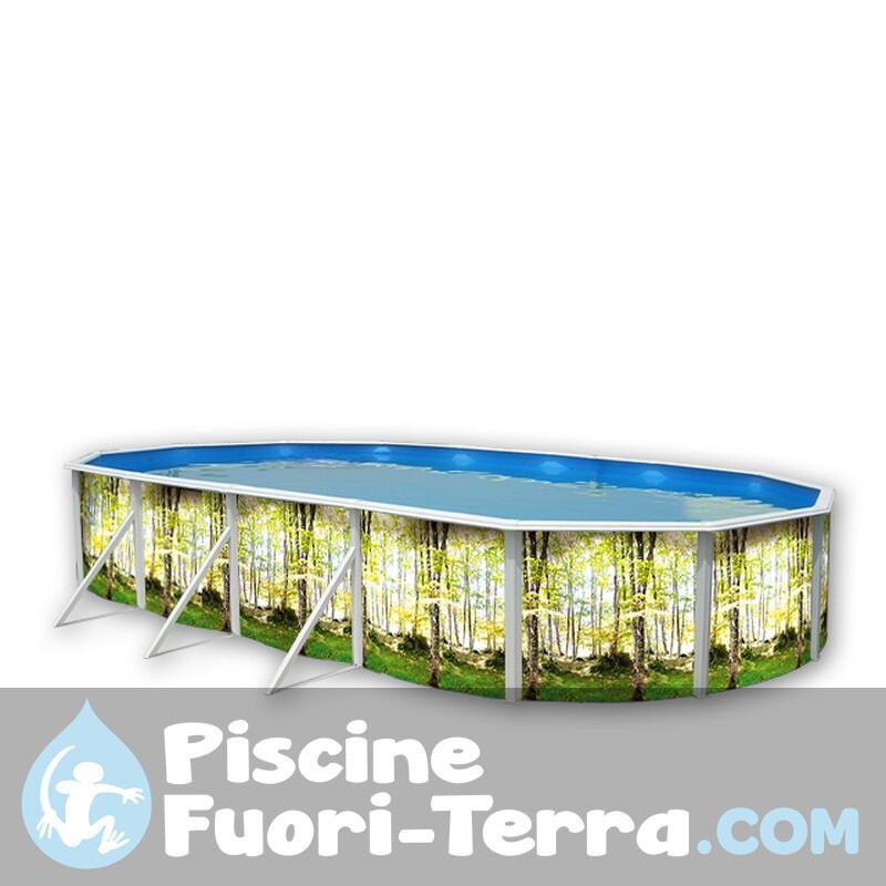 Piscina Toi Silver Canarias 350x120