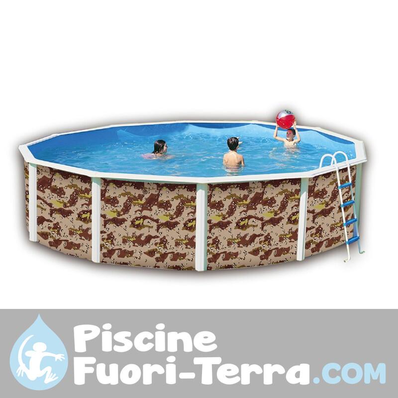 Piscina Toi Silver Canarias 460x120