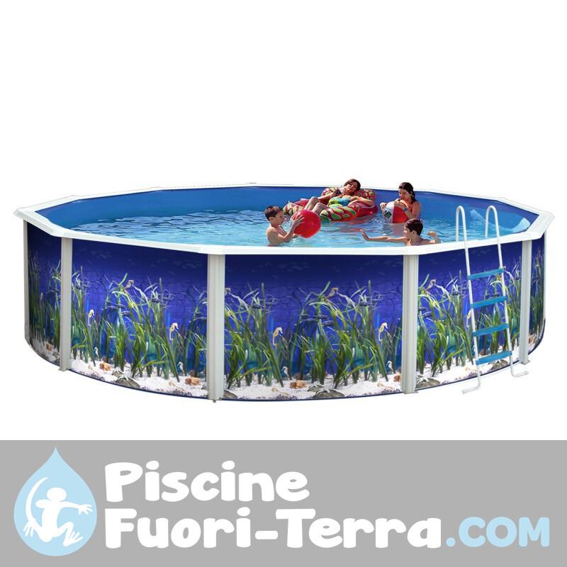 Piscina Gre Island 635x420x120 KITNPOV612