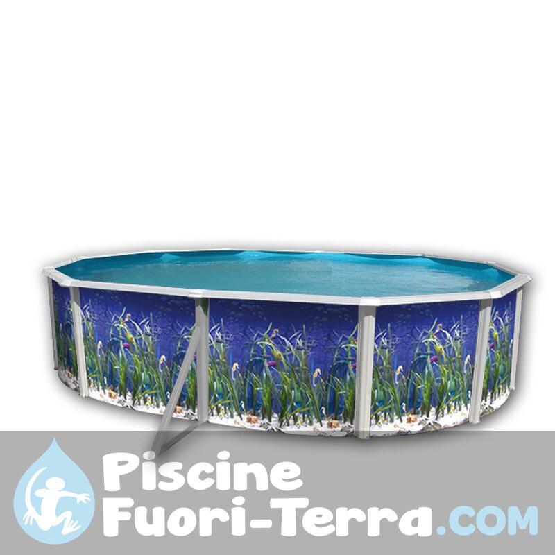 Piscina Tubolare Toi Basics Fucsia 300x55 3111