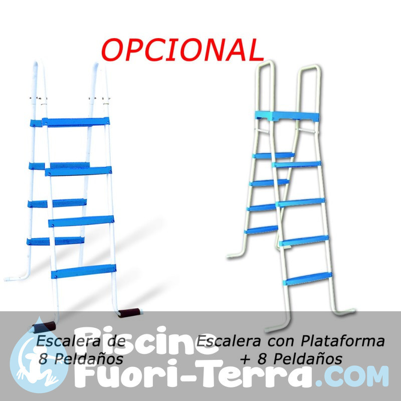Piscina Toi Pietra Grigia 550x366x120 8130