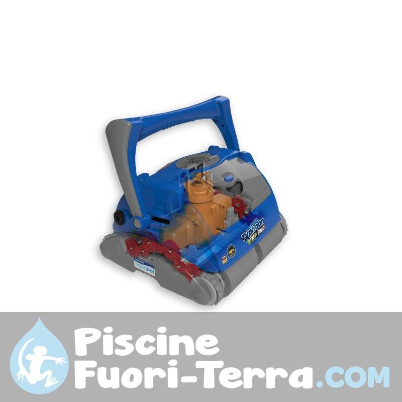 Piscina Toi Muro 550x366x120 8536