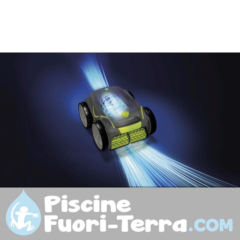 Sedia a braccioli in alluminio con schienale 7 posizioni e multifibra