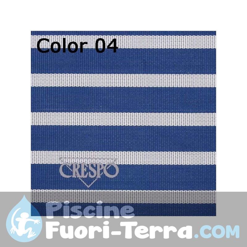 Piscina Toi Decorate Silver Luna 550x366x120 N102
