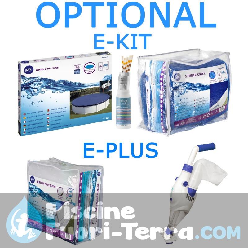 Piscina Gre Bora Bora 610x370x120 KITPROV613