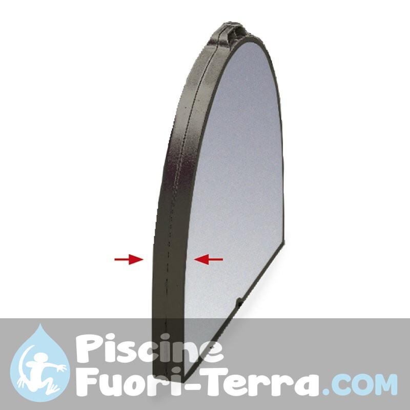 Ricambi Piscine Toi 460x132 cm
