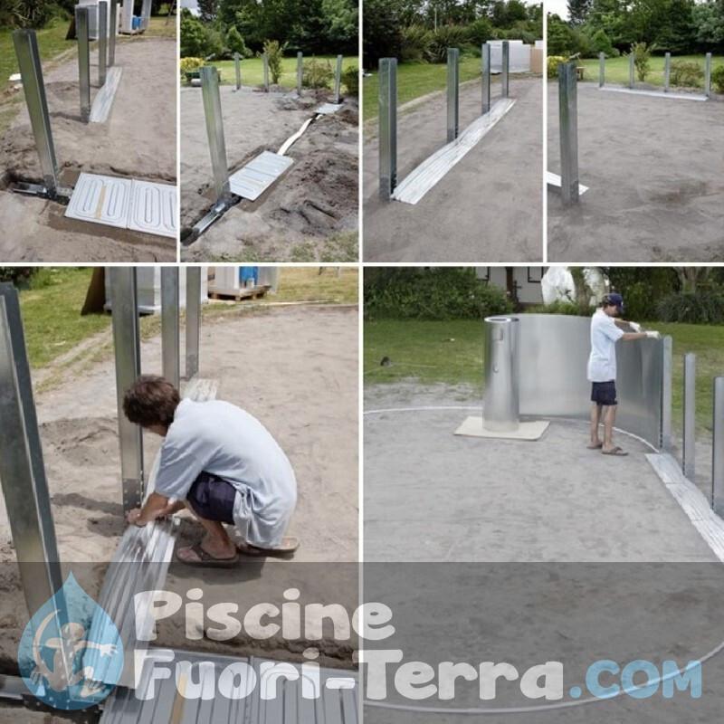 Piscina Gre Mauritius 460x132 KITPR458WO