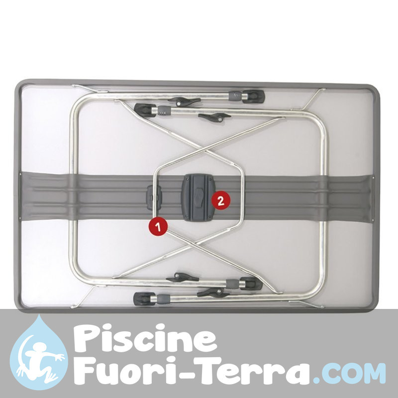 Piscina Tubolare Toi Basics 190x45 3169