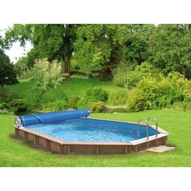 Scaletta in Acciaio di Facile Accesso per Piscina Interrata EIE30