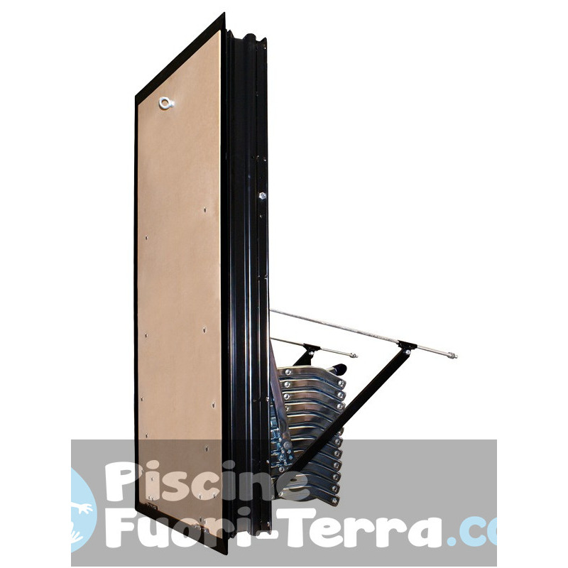 Piscina in Composito QP C12 530x390x120 615332C