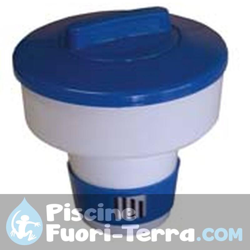 Piscina in Composito QP C13 660x390x120 615333C