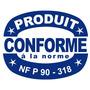 Piscina in Legno Composite 806x386x124 8983