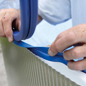 Pompa di Calore Mini Gre per piscine fuori terra HPM20