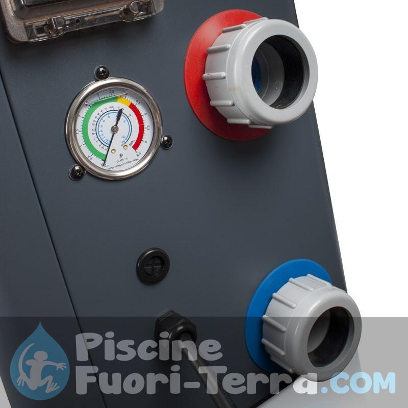 Piscina Jilong Rettangolare Verde 400x200x99 cm 17525EU