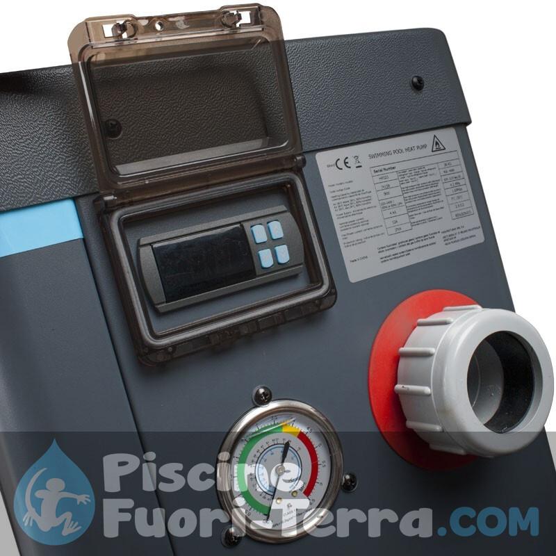 Piscina Tubolare Jilong Rotonda 300x76 cm 16026EU