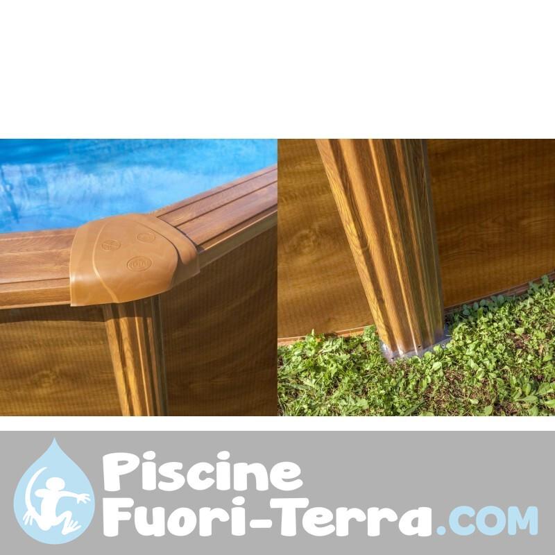 Piscina Gre Varadero 710x475x120 KITPROV7070