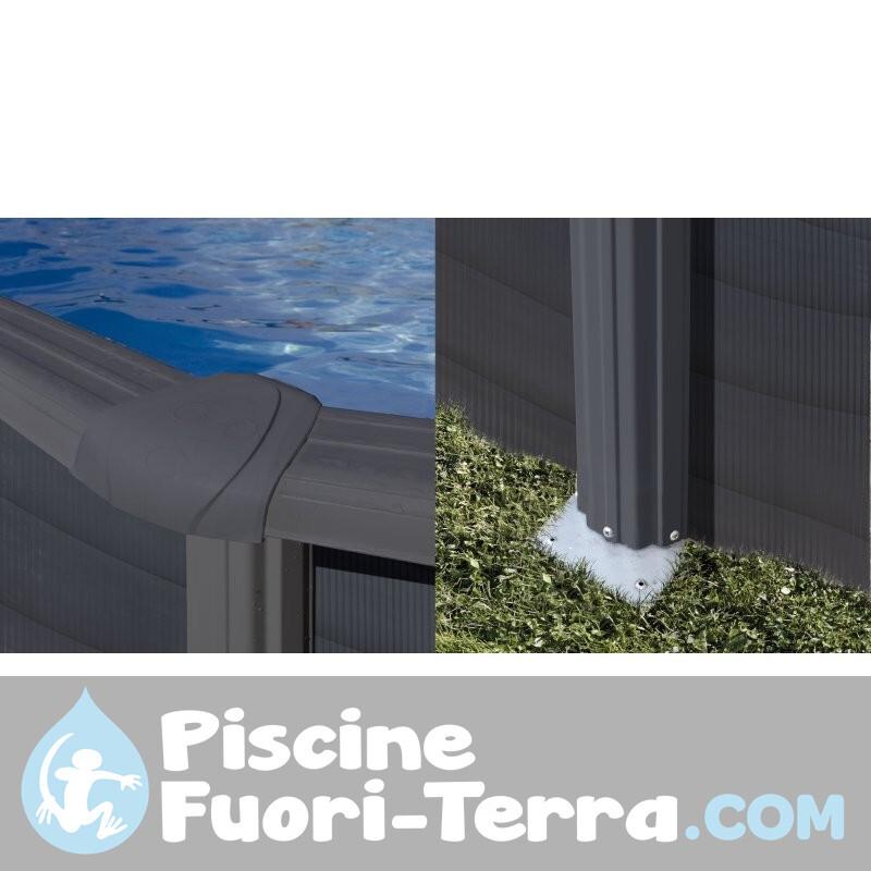 Piscina Gre Santorini 730x375x132 KITPROV7388PO