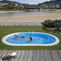 Piscina Gre Sunbay Violette 511x124 783333E