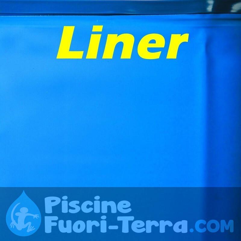Piscina StarPool in Finto Legno 460x120 P460W