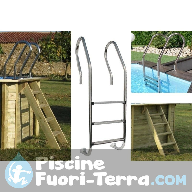 Piscina StarPool In Finta Grafite 350x120 P350GF