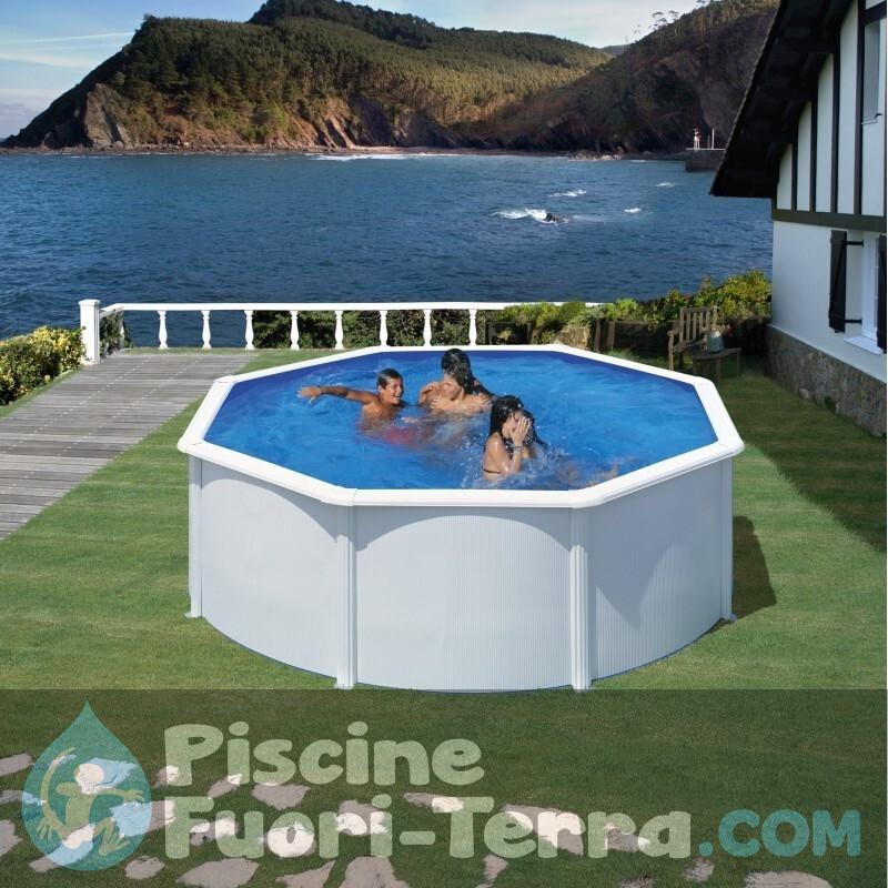 Piscina Gre Bora Bora 350x120 KITPR353