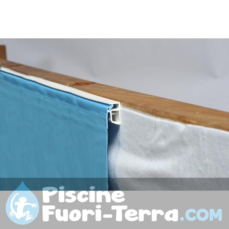 Piscina StarPool Bianca 610x375x132 PROV618