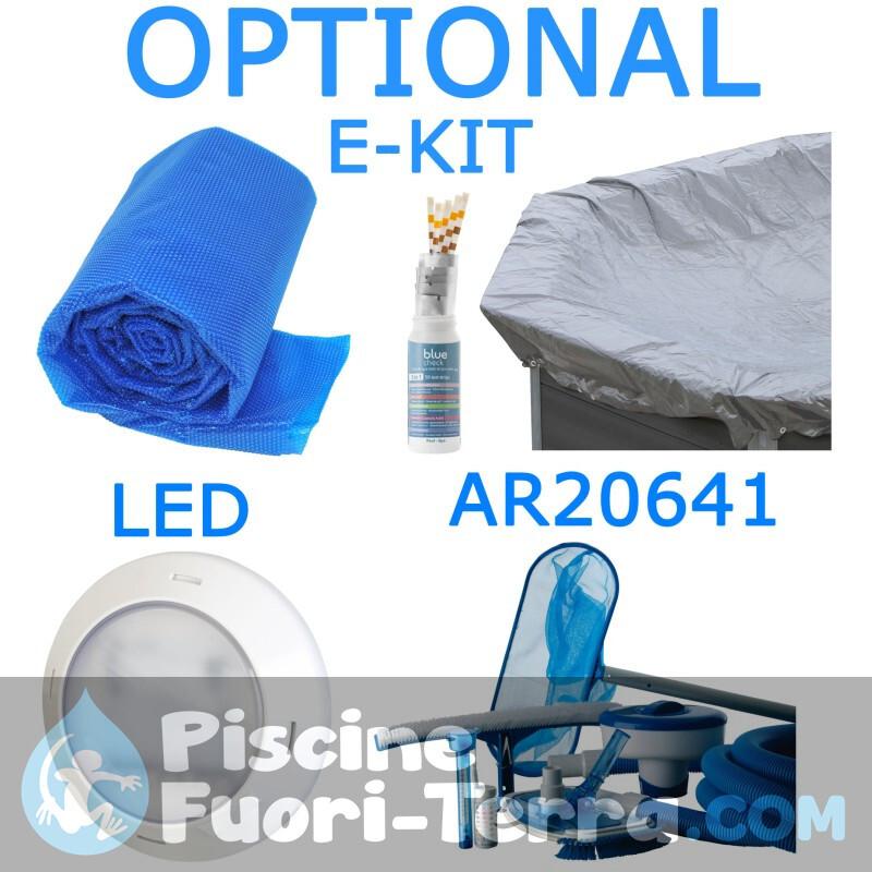 Piscina StarPool in Finto Legno 500x350x120 P510W